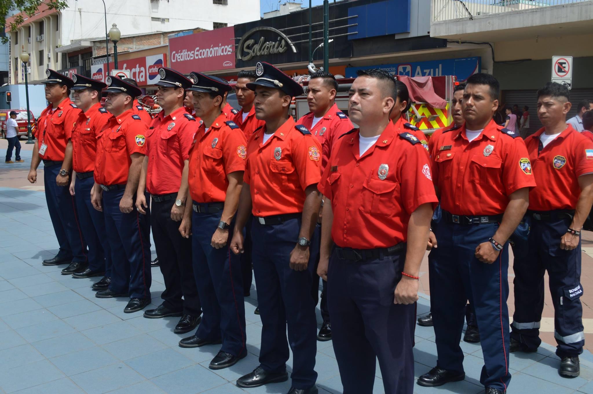 Inicia convocatoria para Curso de aspirantes a bombero voluntario 2021